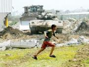Repressão sionista na Palestina