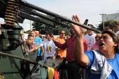 Honduras – populares exigem regresso do Presidente Zelaya